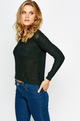 Fine Knit Jumper