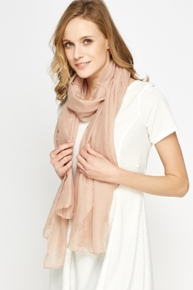 Basic Fashion Scarf
