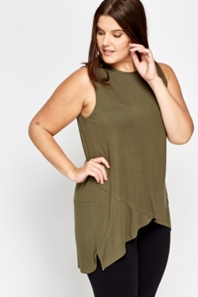 Olive Asymmetric Top