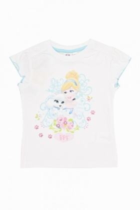Cinderella Princess Pet Top