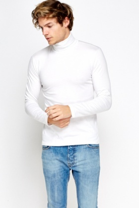 Basic Turtle Neck Top