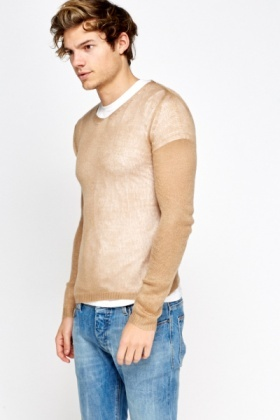 Soft Loose Knit Sweater
