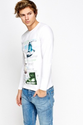 Urban Collection Printed T-Shirt