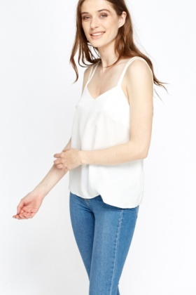 V-Neck Basic Cami