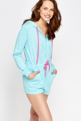 Boyfriend Jogger Playsuit