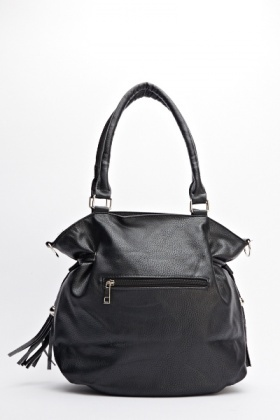Casual Faux Leather Bag