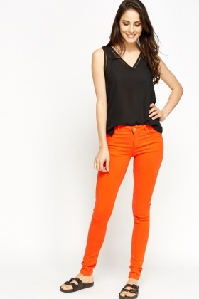 Slim Leg Small Fit Jeans