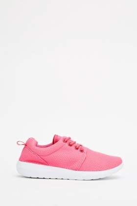 Light Casual Low Top Trainers