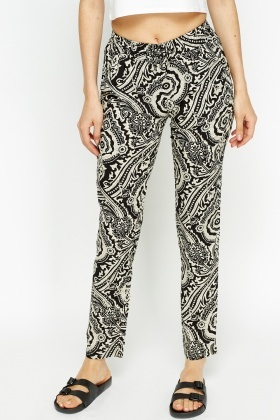 Aztec Black Light Weight Trousers