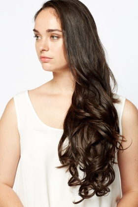 Curly clip in hair extensions just 5 curly clip in hair extensions pmusecretfo Choice Image