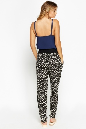 176ee9a9 Star Printed Trousers - Just £5