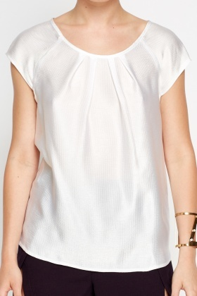 What Is A Cap Sleeve Blouse 18