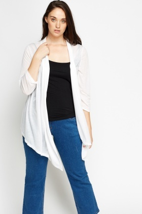 Lightweight Long Cardigan