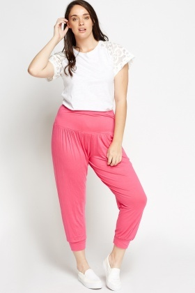 Casual Leisure Trousers