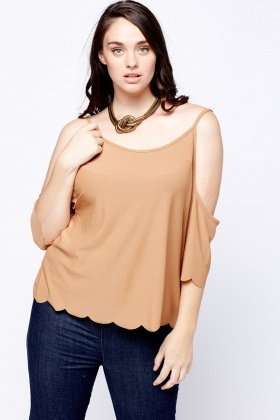 Cold Sleeves Cami Top