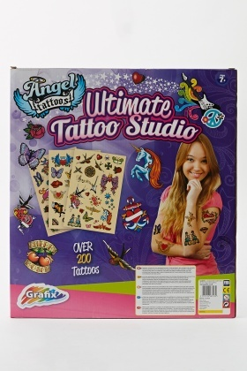 Ultimate Tattoo Studio