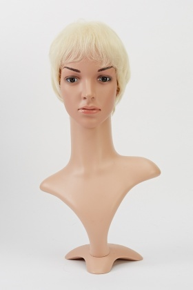 Short Full Fringe Bob Wigs