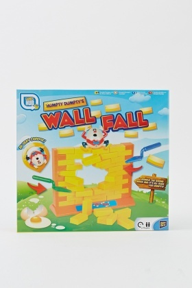 Kids Humpty-Dumpty Wall Fall Game