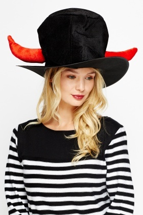 Devil Horn Party Hat
