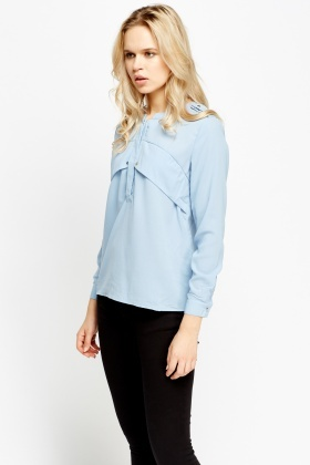 Casual Button Up Top