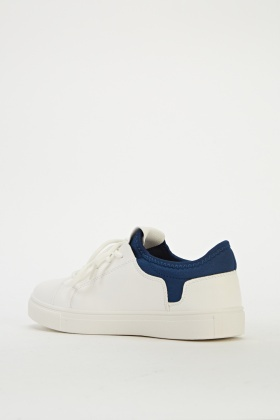 Casual Low Top Trainer