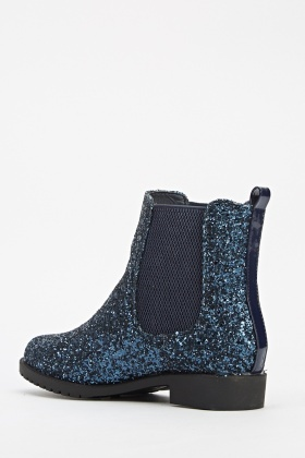 Glitter Ankle Boots - Just $6