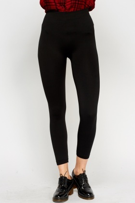 Fleeced Leggings