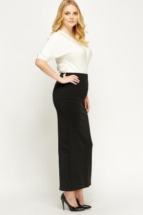 Pencil Maxi Skirt - Just £5