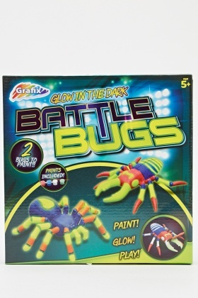 Kids Creativity Battle Bugs