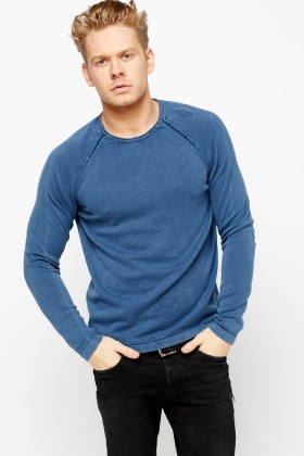 Knitted Mens Pullover