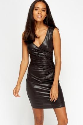 Wetlook long dresses
