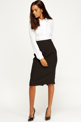 Formal Midi Skirt - Just £5