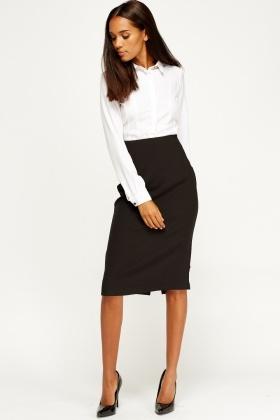 Formal Midi Skirt - Just £5