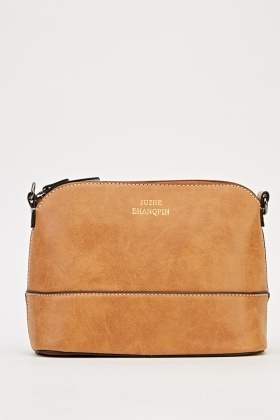 1022078e87a23 Faux Leather Small Shoulder Bag - Just £5
