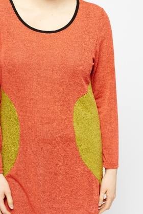 Colour Block Top