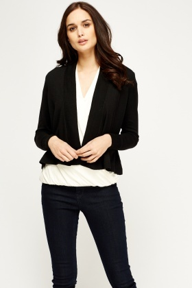 Thin Knit Cardigan