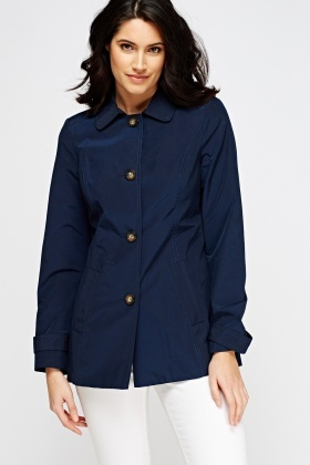 Casual Short Trench Coat - Just £5