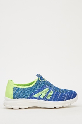 Speckled Light Weight Trainers