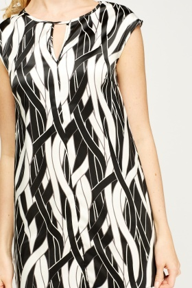 Mono Silky Tunic Top