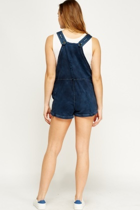 Dungaree Playsuit