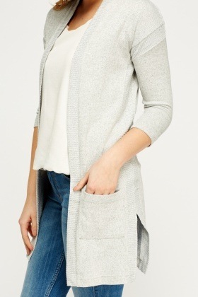 Light Grey Cardigan - Just £5