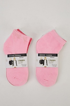 Pack Of 6 Multi Colours Socks