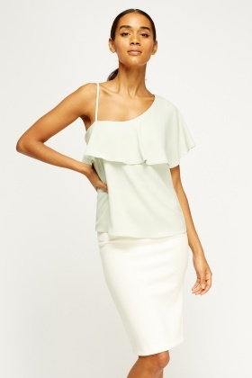 Asymmetric Flare Top