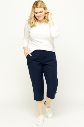 Casual 3/4 Combats Trousers