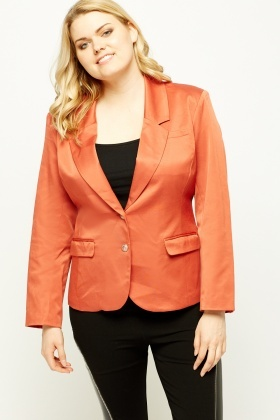 Blazer mit Ellbogen-Patches