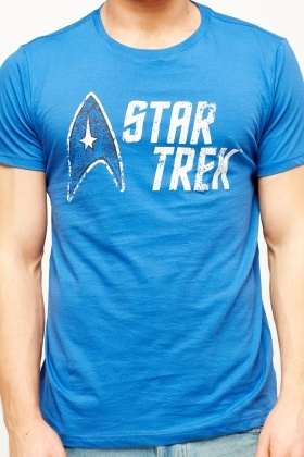 Star Trek Printed T-Shirt
