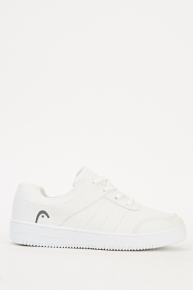 White Basic Trainers