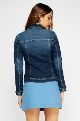 Denim Blue Jacket