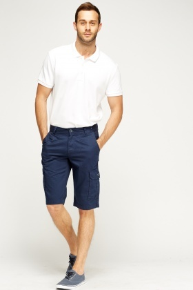Casual Cotton Shorts