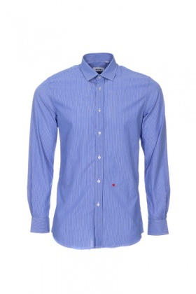 Moschino Mens Long Sleeve Shirt
